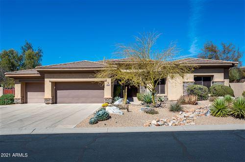 Photo of 7700 E PONTEBELLA Drive, Scottsdale, AZ 85266 (MLS # 6203585)