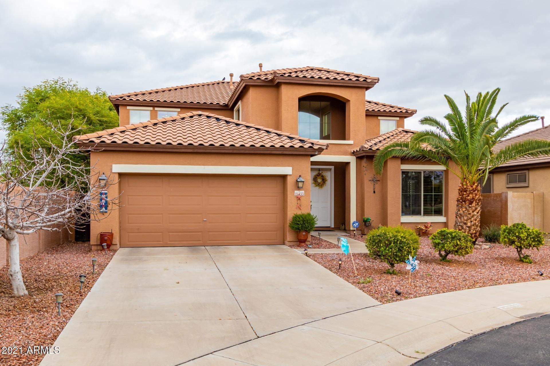 15433 N 180TH Court, Surprise, AZ 85388 - MLS#: 6186585