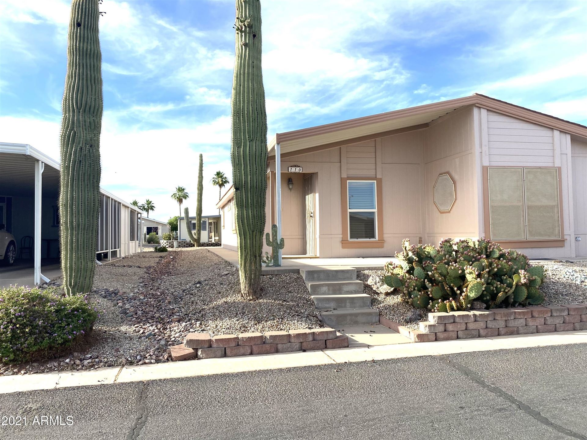2400 E BASELINE Avenue #116, Apache Junction, AZ 85119 - MLS#: 6249585