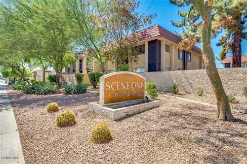 Photo of 700 W UNIVERSITY Drive #155, Tempe, AZ 85281 (MLS # 6098586)
