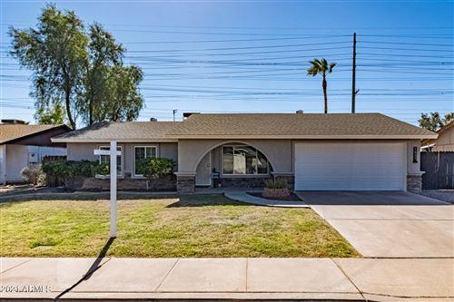 Photo of 1623 W PERALTA Avenue, Mesa, AZ 85202 (MLS # 6198586)