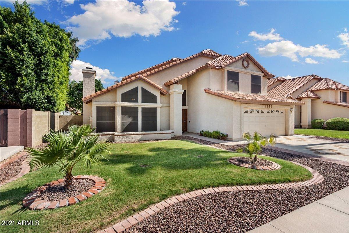 7416 W TOPEKA Drive, Glendale, AZ 85308 - MLS#: 6271586