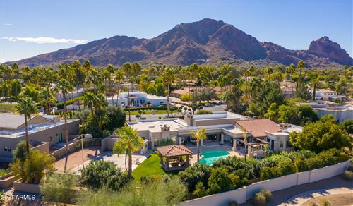 Photo of 6020 E HUNTRESS Drive, Paradise Valley, AZ 85253 (MLS # 6190587)