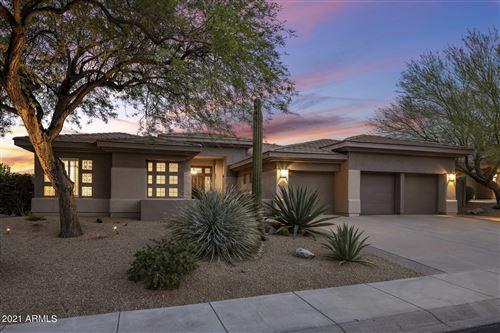 Photo of 10951 E Cosmos Circle, Scottsdale, AZ 85255 (MLS # 6252587)