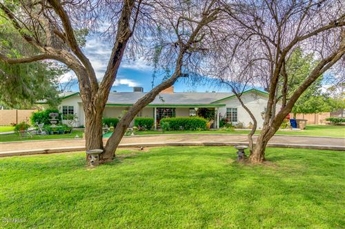 Photo of 19632 E CALLE DE FLORES --, Queen Creek, AZ 85142 (MLS # 6057588)