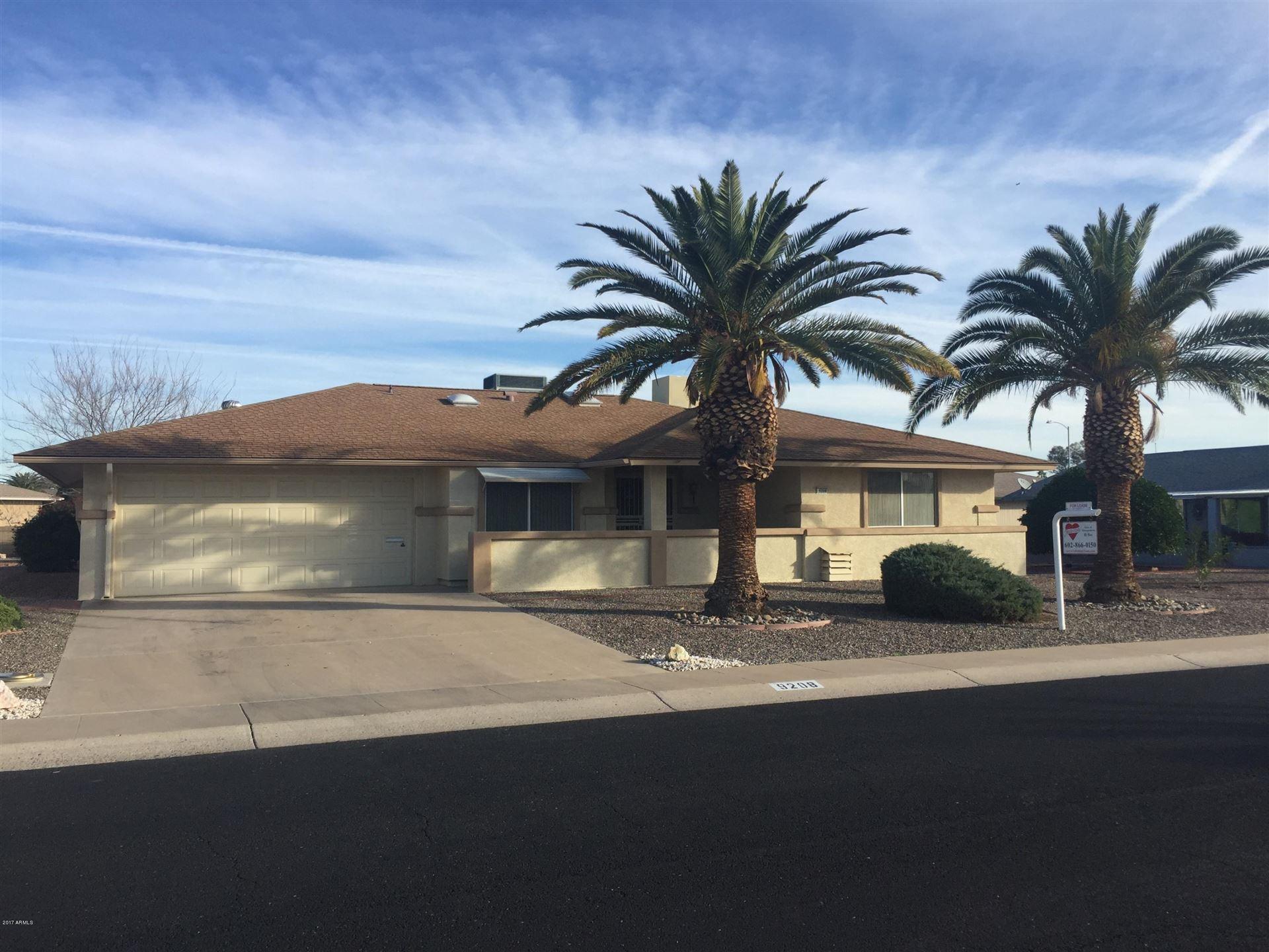 Photo of 9208 W ELKHORN Drive, Sun City, AZ 85351 (MLS # 6198588)