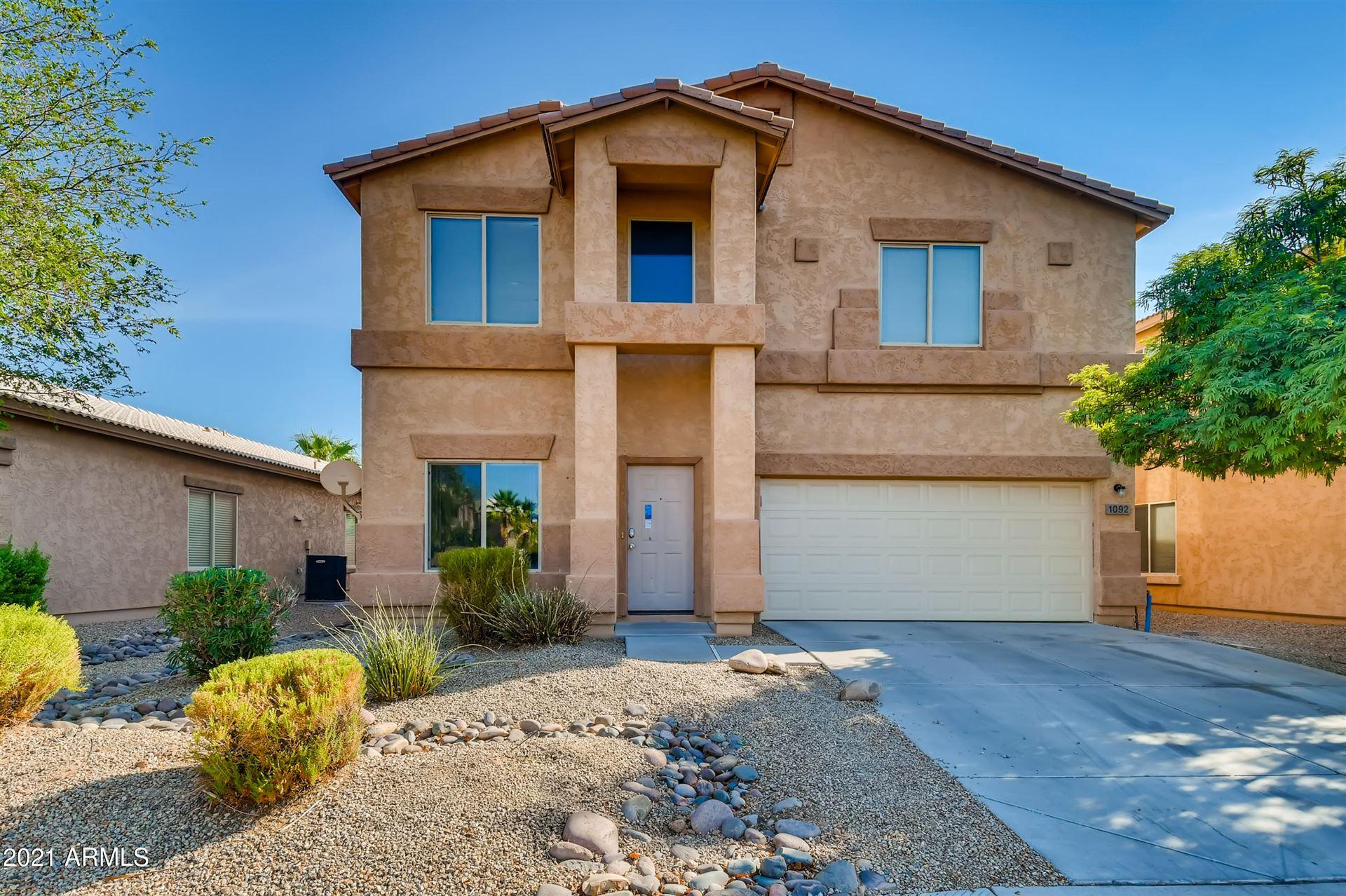 1092 E DESERT SPRINGS Way, San Tan Valley, AZ 85143 - MLS#: 6261588