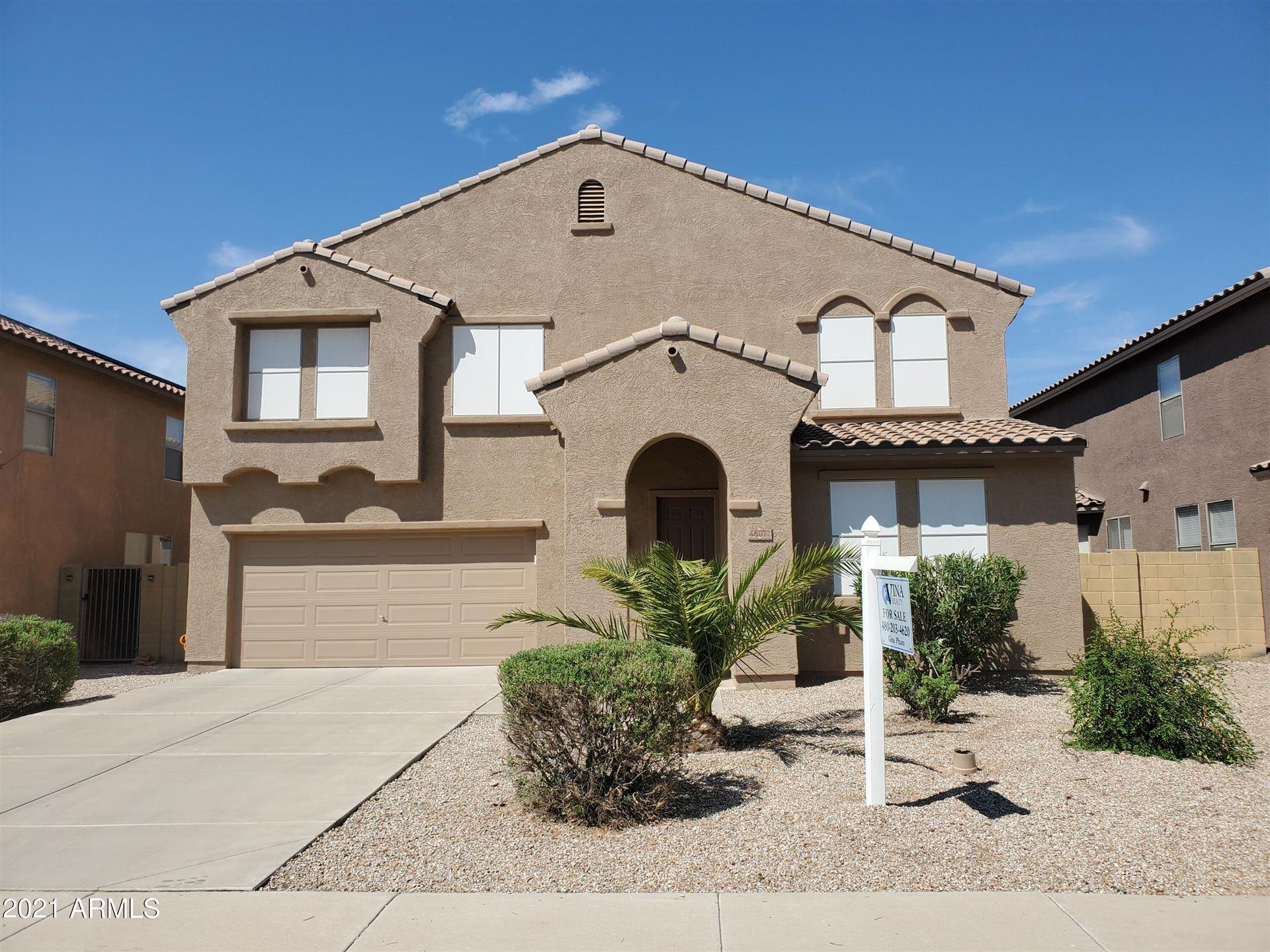 Photo for 46072 W BELLE Avenue, Maricopa, AZ 85139 (MLS # 6289588)