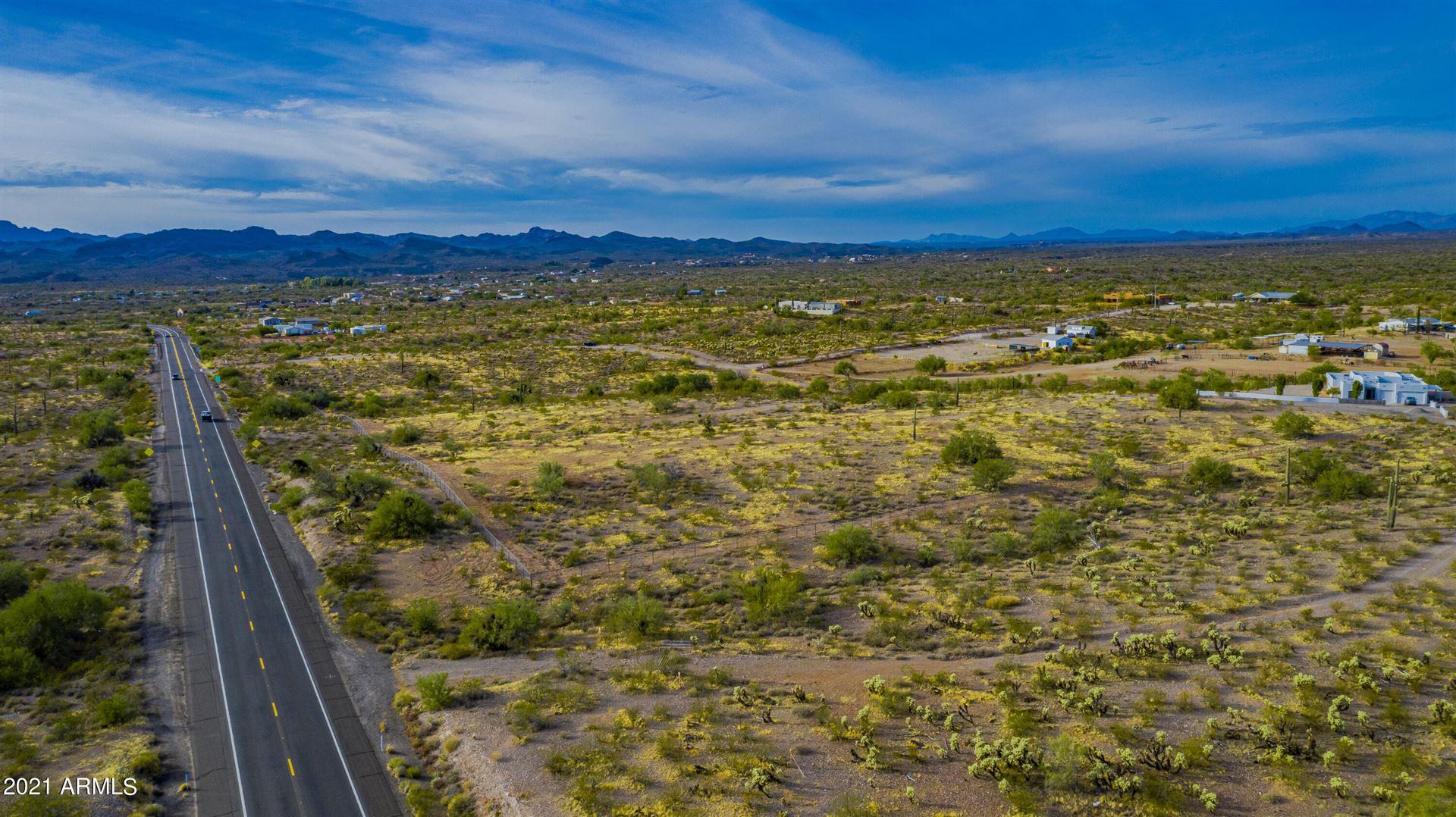 Photo of 40000 N 253rd lot 3 Road, Morristown, AZ 85342 (MLS # 6217589)