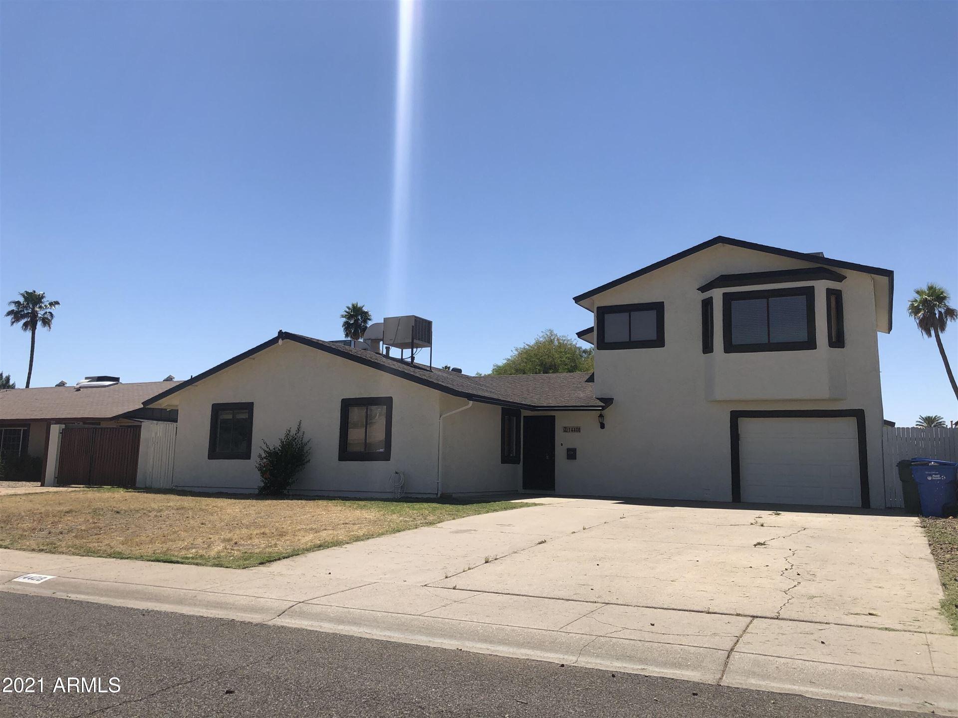14408 N 36TH Avenue, Phoenix, AZ 85053 - MLS#: 6295589