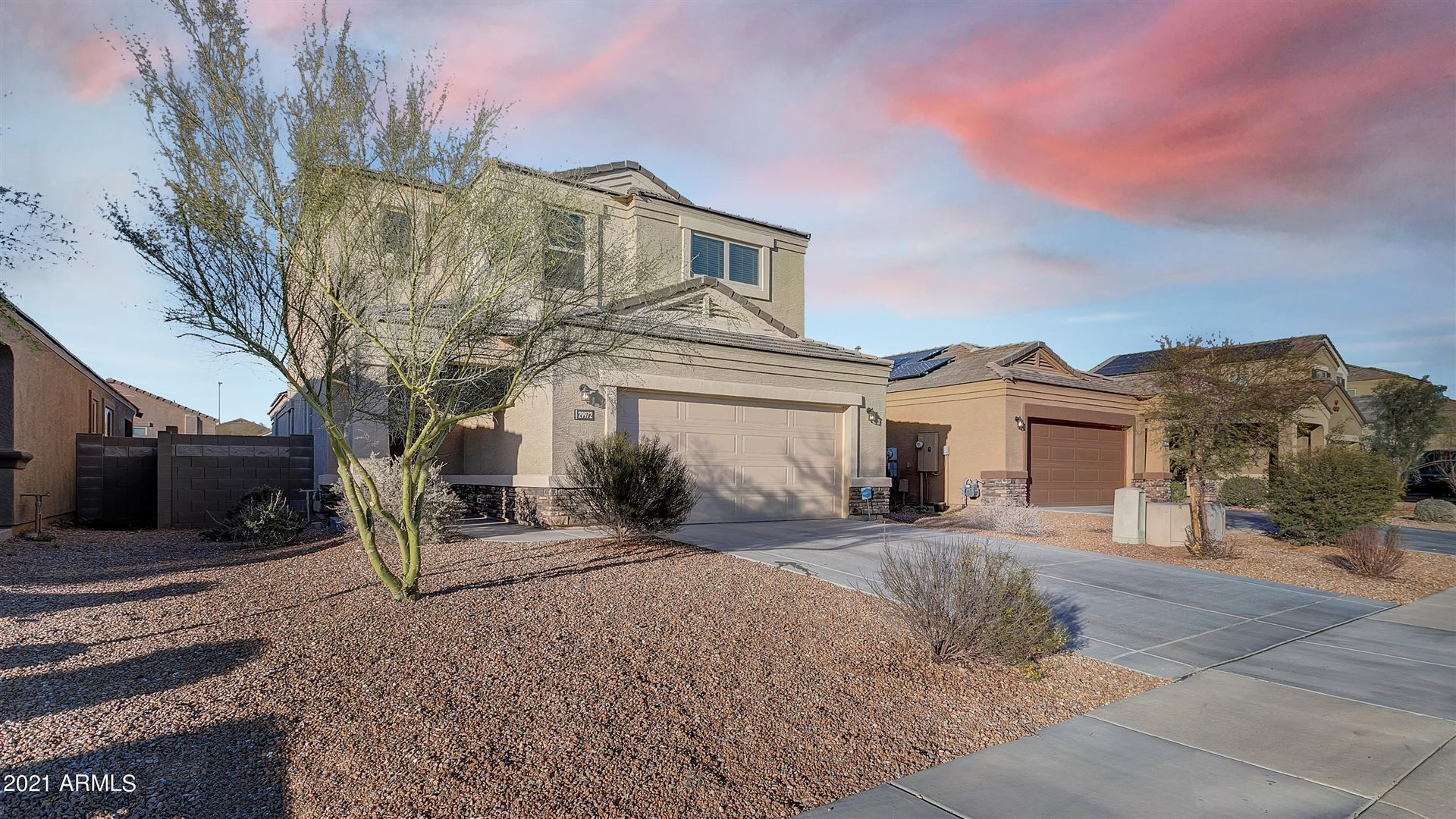 Photo of 29972 W MONTEREY Drive, Buckeye, AZ 85396 (MLS # 6195590)