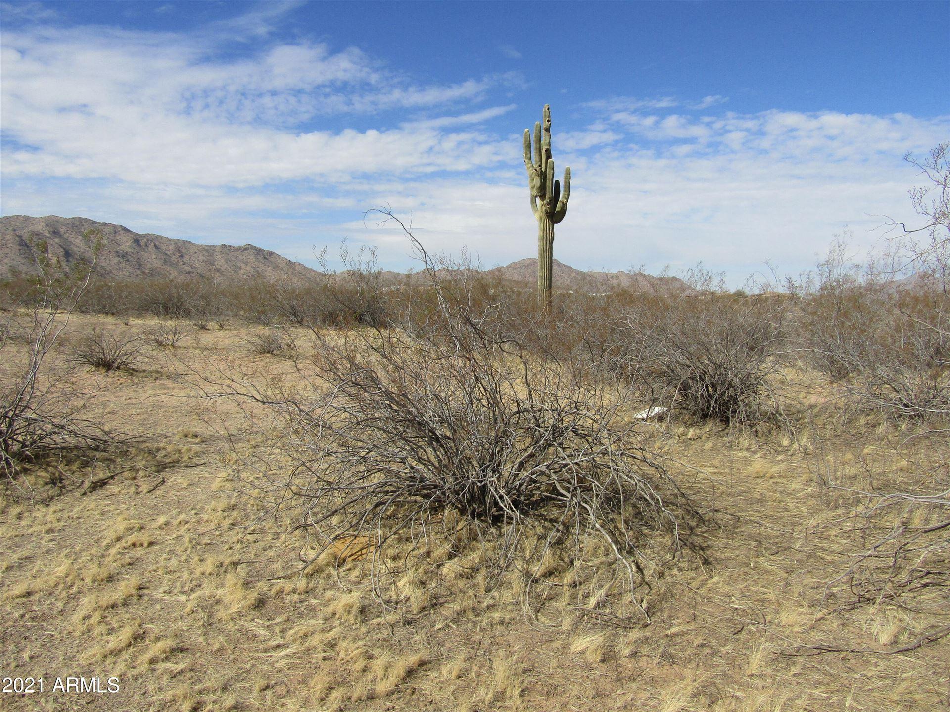 Photo for 0 N Thornton Road, Maricopa, AZ 85139 (MLS # 6217590)