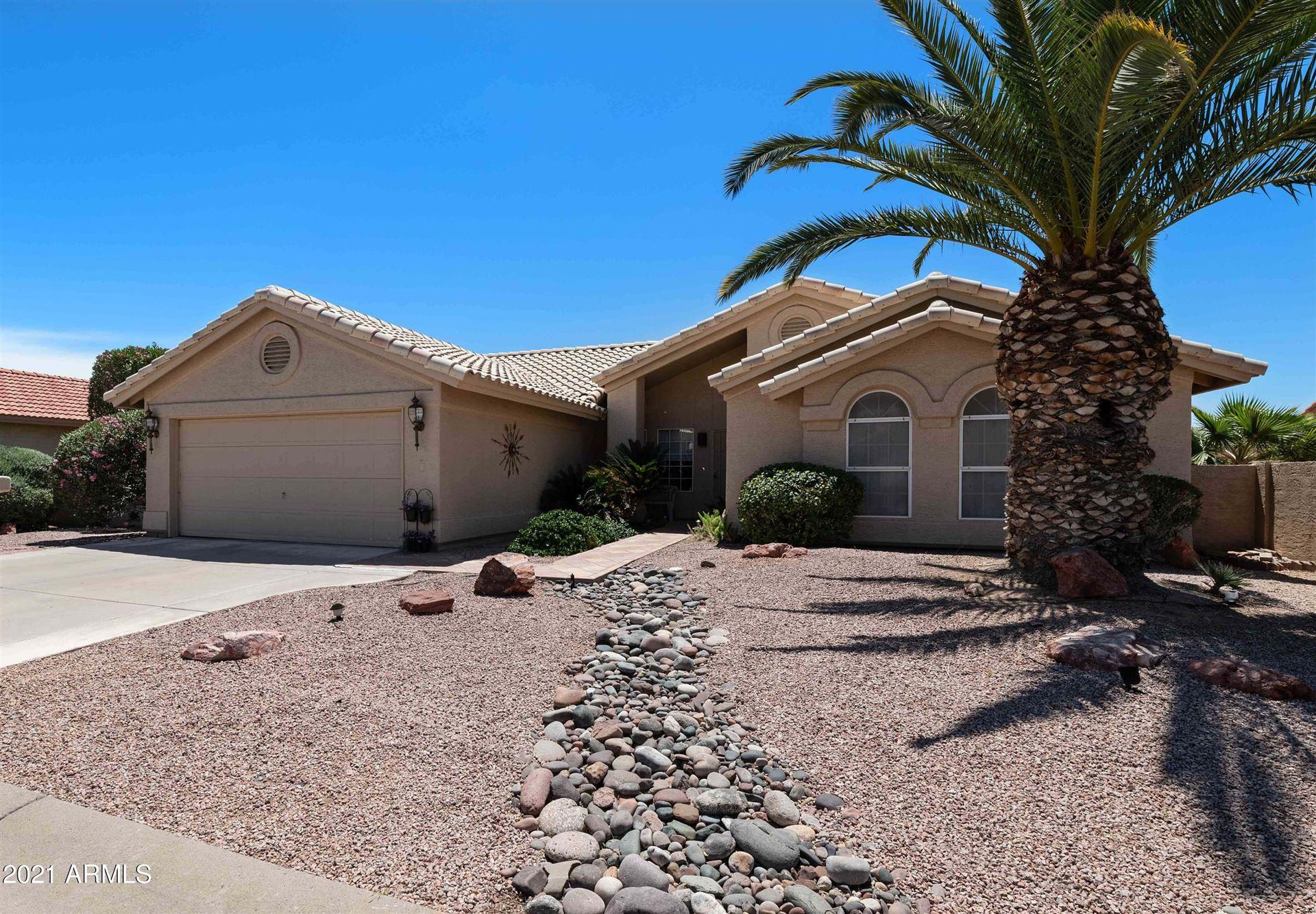 Photo of 10503 E ELMHURST Drive, Sun Lakes, AZ 85248 (MLS # 6228590)