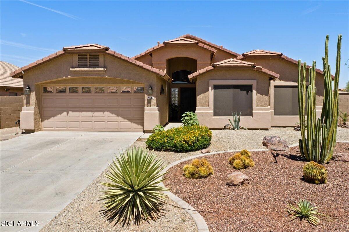 Photo for 21547 N VAN LOO Drive, Maricopa, AZ 85138 (MLS # 6248590)