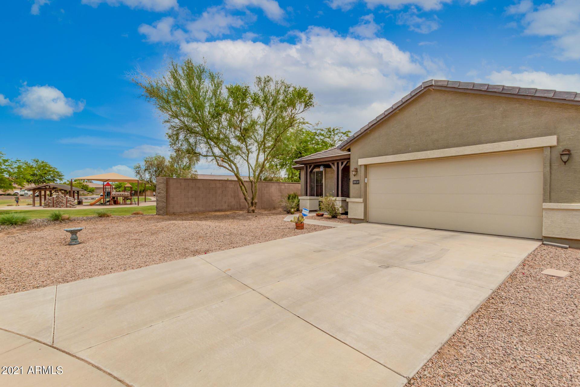 Photo of 19137 N ARBOR Drive, Maricopa, AZ 85138 (MLS # 6249590)