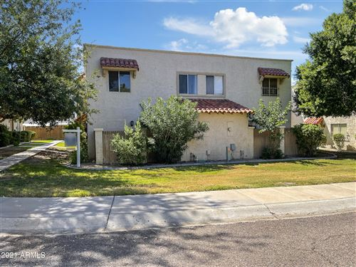 Photo of 1231 E Lawrence Lane #14, Phoenix, AZ 85020 (MLS # 6297591)