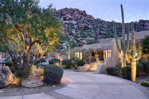 Photo of 11015 E Troon Mountain Drive, Scottsdale, AZ 85255 (MLS # 6040592)