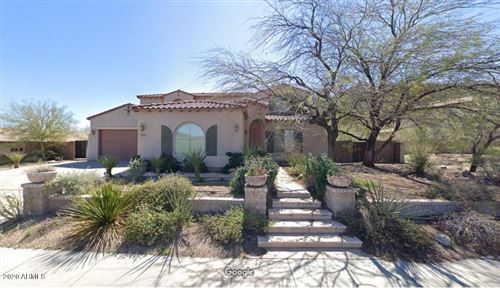 Photo of 8651 W LARIAT Lane, Peoria, AZ 85383 (MLS # 6135593)