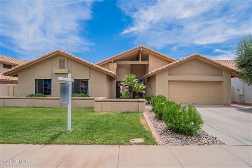 Photo of 1133 W NEWPORT BEACH Drive, Gilbert, AZ 85233 (MLS # 6249593)