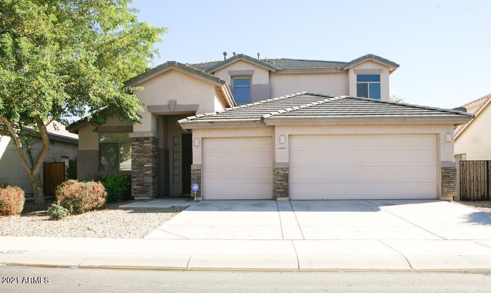 Photo for 43597 W CYDNEE Drive, Maricopa, AZ 85138 (MLS # 6245593)
