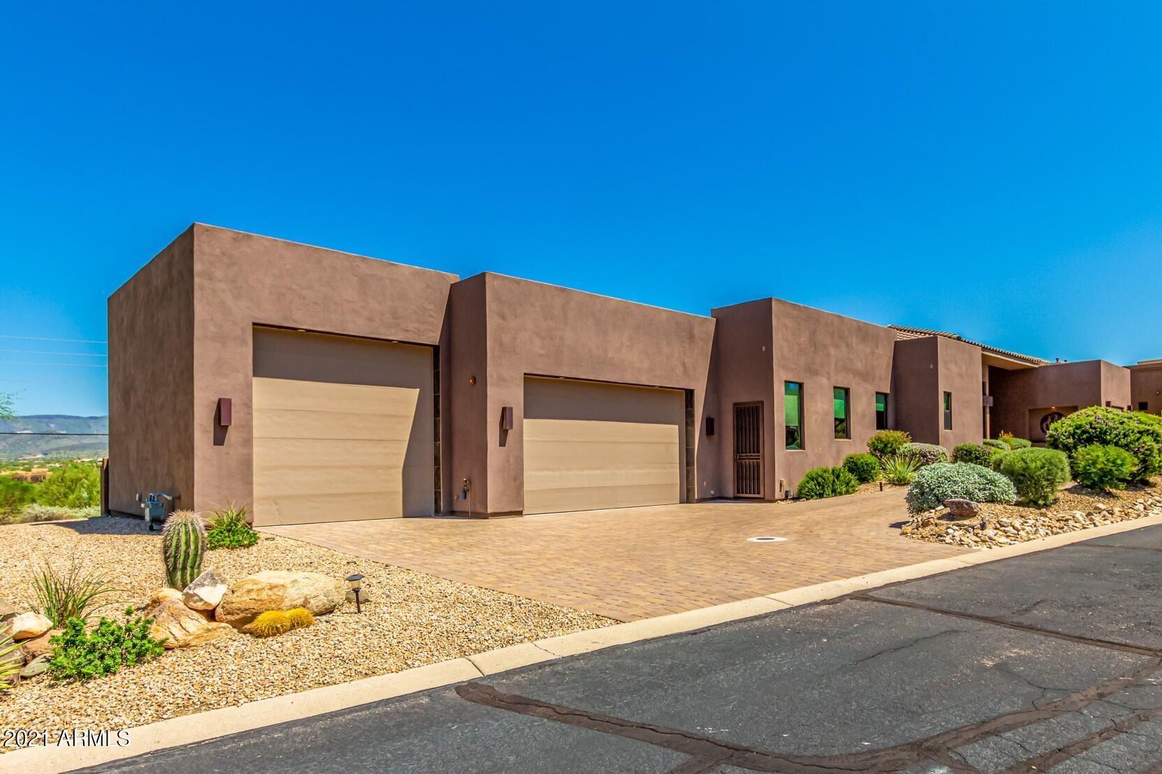 Photo of 7112 E RIDGEVIEW Lane, Carefree, AZ 85377 (MLS # 6285593)