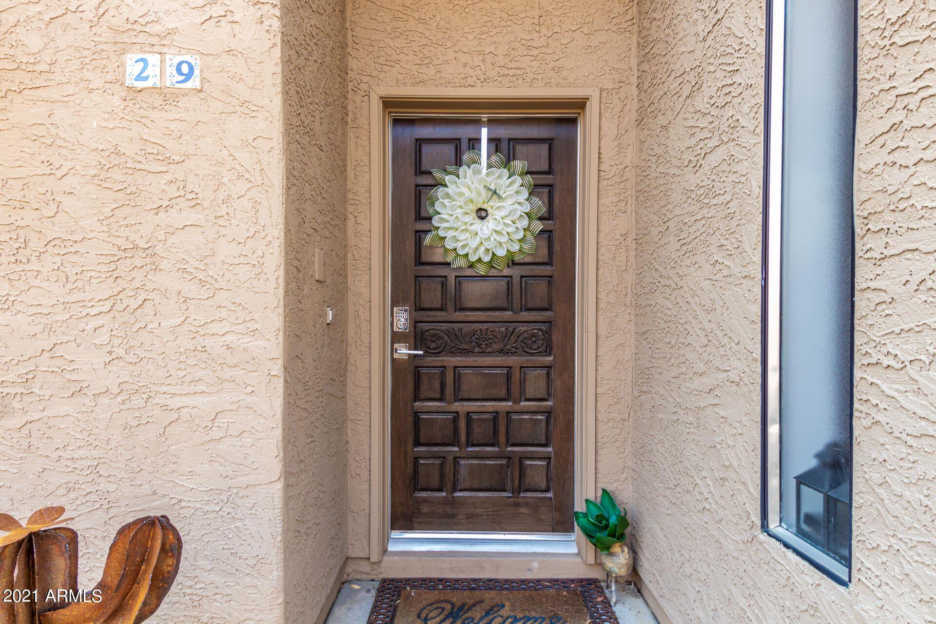 Photo of 7432 E CAREFREE Drive #29, Carefree, AZ 85377 (MLS # 6289593)