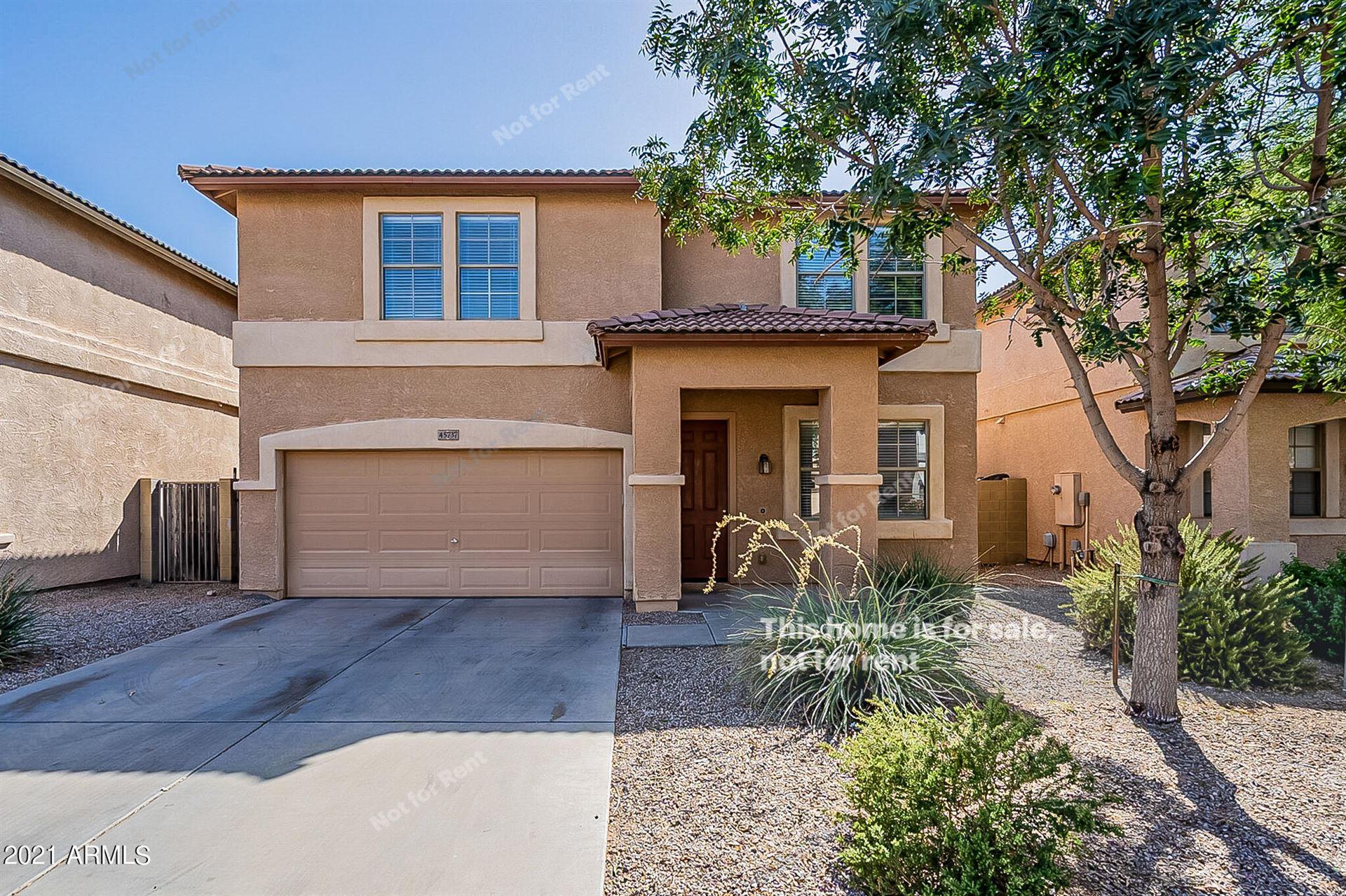 Photo of 45737 W TUCKER Road, Maricopa, AZ 85139 (MLS # 6306593)