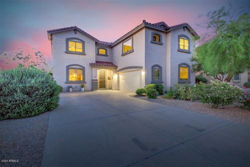 Photo of 17586 W DESERT SAGE Drive, Goodyear, AZ 85338 (MLS # 6081594)