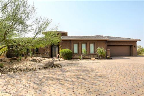 Photo of 10115 E HAPPY HOLLOW Drive, Scottsdale, AZ 85262 (MLS # 6135594)