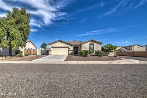 Photo of 1846 W WRANGLER Way, Queen Creek, AZ 85142 (MLS # 6311594)