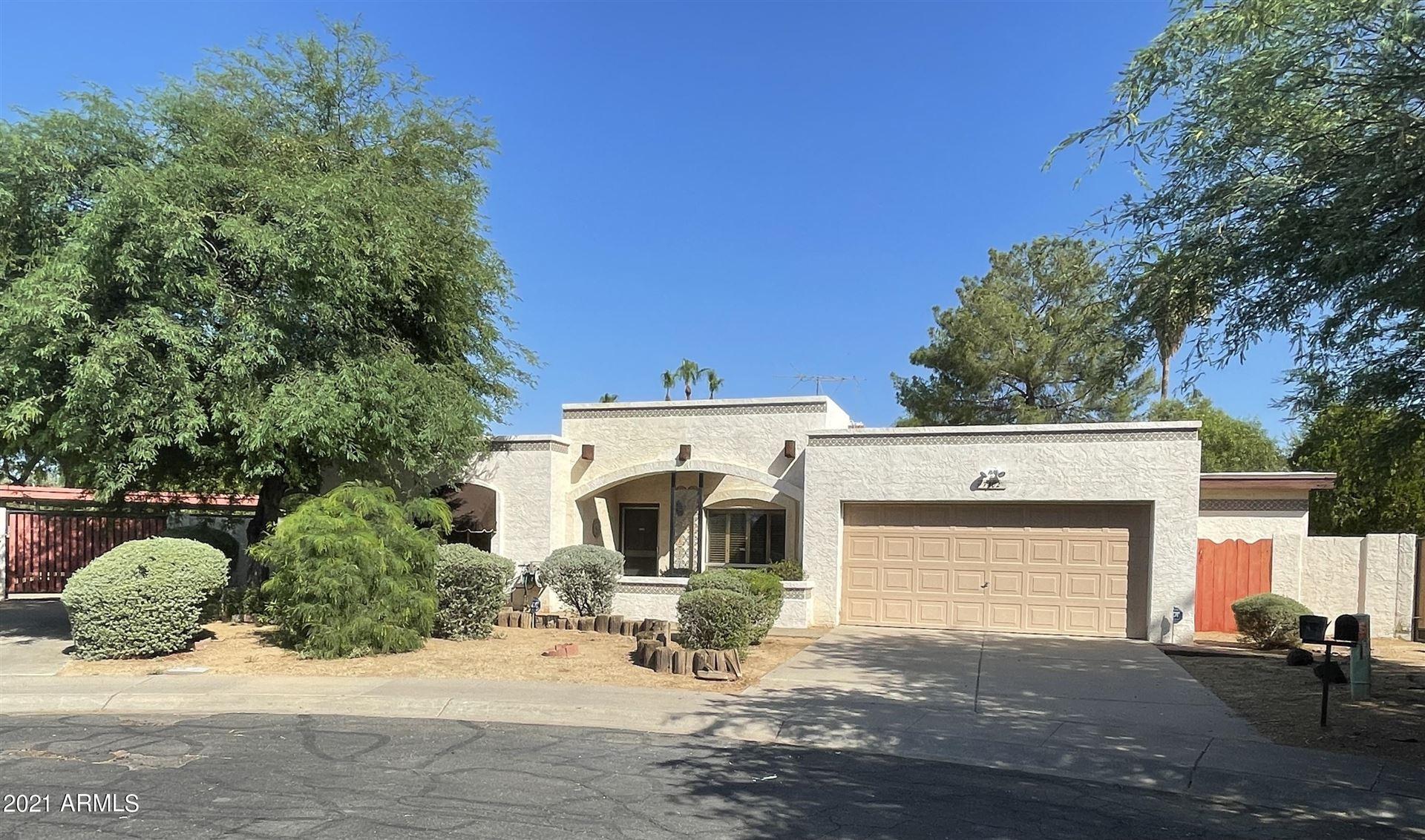 Photo of 7402 E IRONWOOD Court, Scottsdale, AZ 85258 (MLS # 6261594)