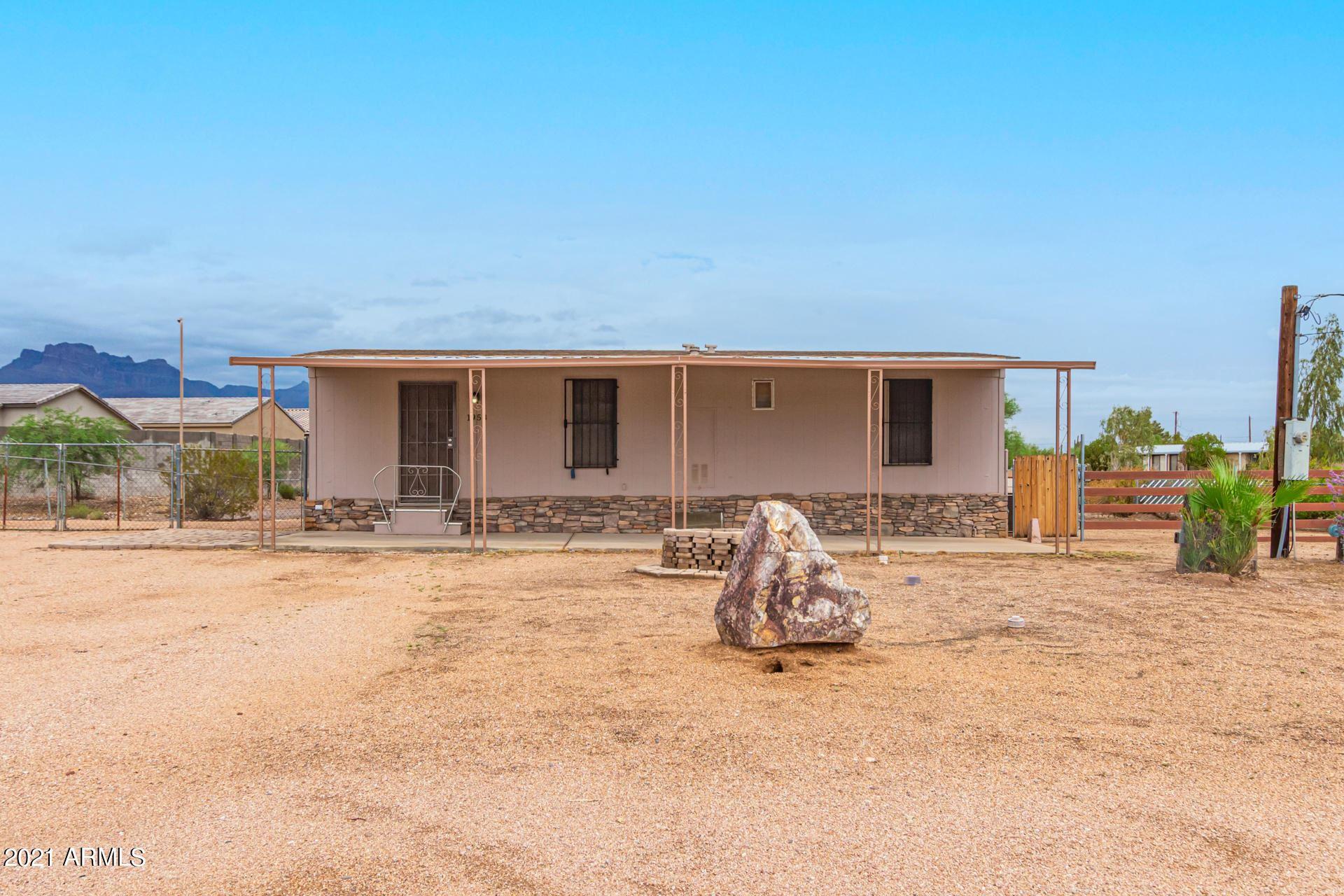 1953 S TOMAHAWK Road, Apache Junction, AZ 85119 - #: 6266594