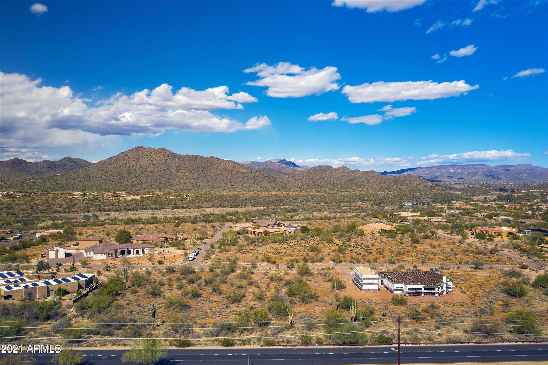 Photo of 4415 E QUAIL BRUSH Road, Cave Creek, AZ 85331 (MLS # 6305594)
