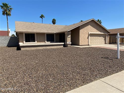 Photo of 7944 W WINDROSE Drive #N, Peoria, AZ 85381 (MLS # 6218595)
