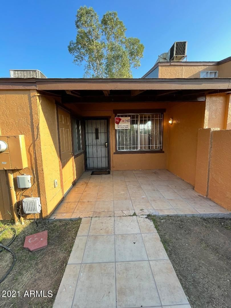 3646 N 67TH Avenue #73, Phoenix, AZ 85033 - MLS#: 6294595