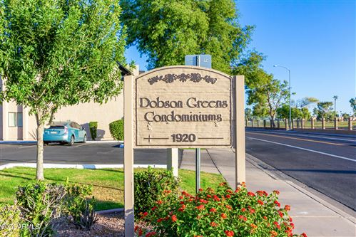 Photo of 1920 W LINDNER Avenue #119, Mesa, AZ 85202 (MLS # 6310597)