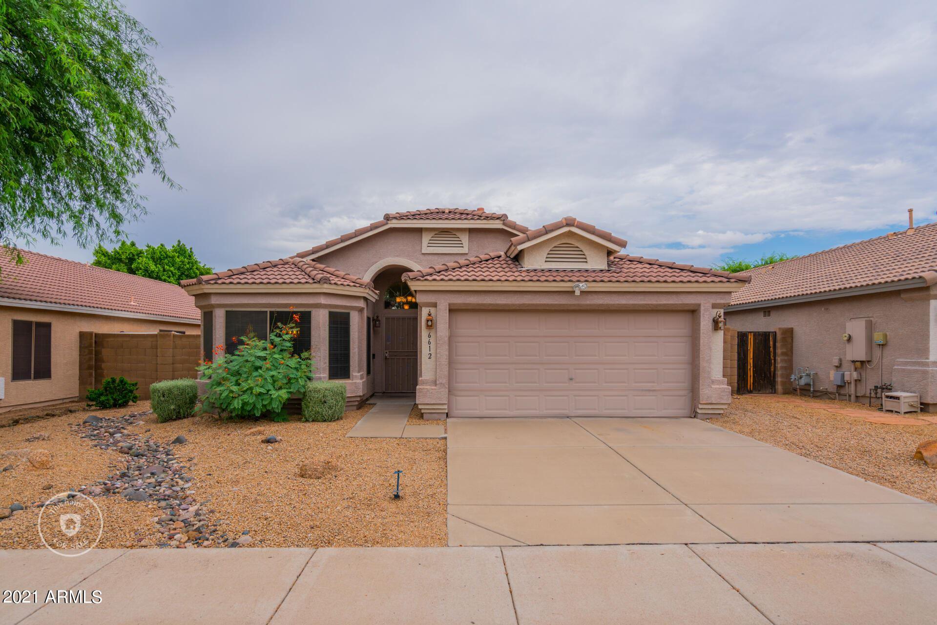 6612 W PASO Trail, Phoenix, AZ 85083 - MLS#: 6299597