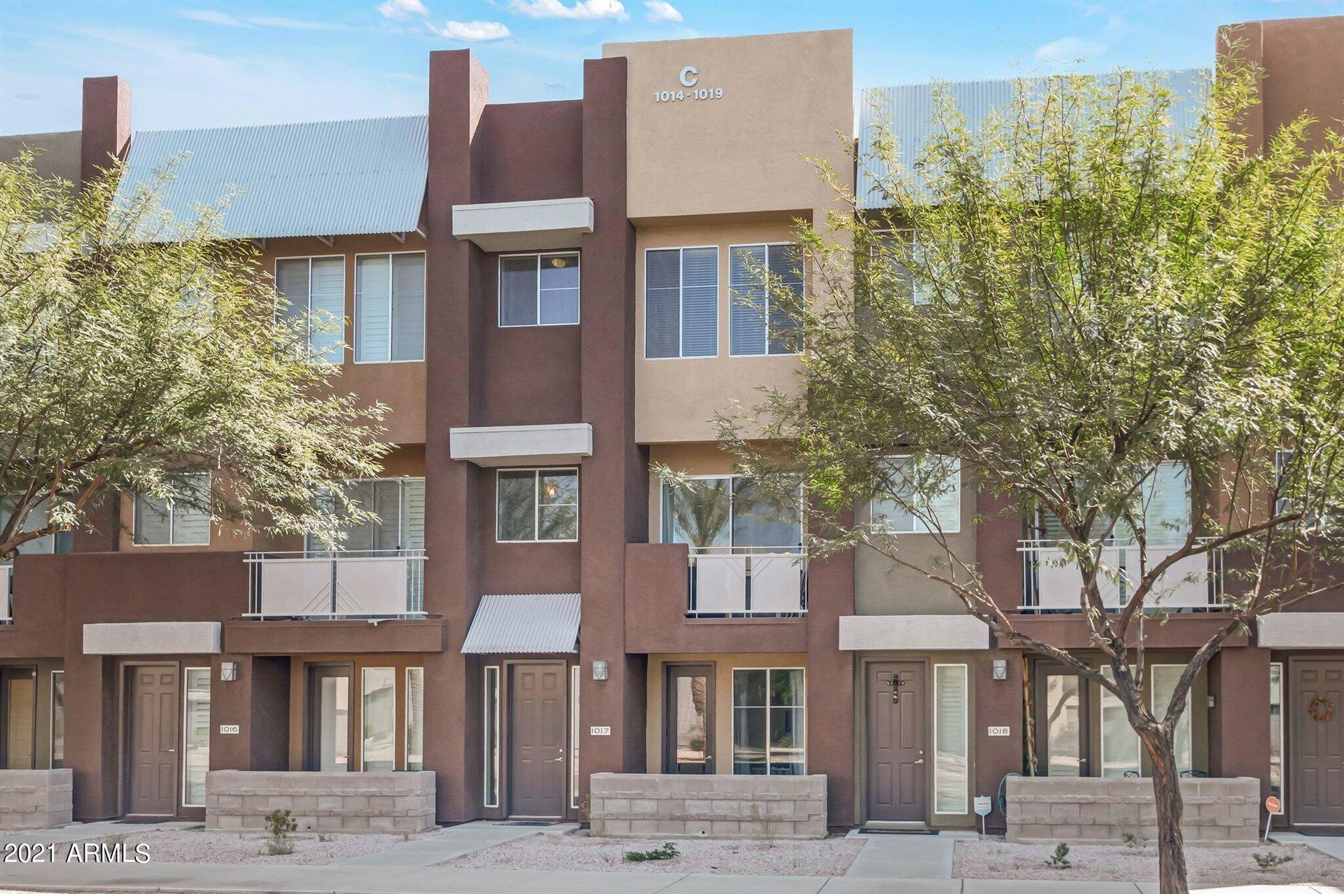 Photo of 6605 N 93RD Avenue #1017, Glendale, AZ 85305 (MLS # 6307597)