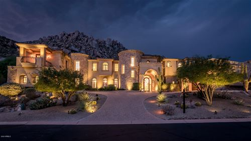 Photo of 25228 N 114TH Street, Scottsdale, AZ 85255 (MLS # 6066598)