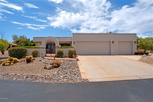 Photo of 18708 E MAZATZAL Circle, Rio Verde, AZ 85263 (MLS # 6105598)