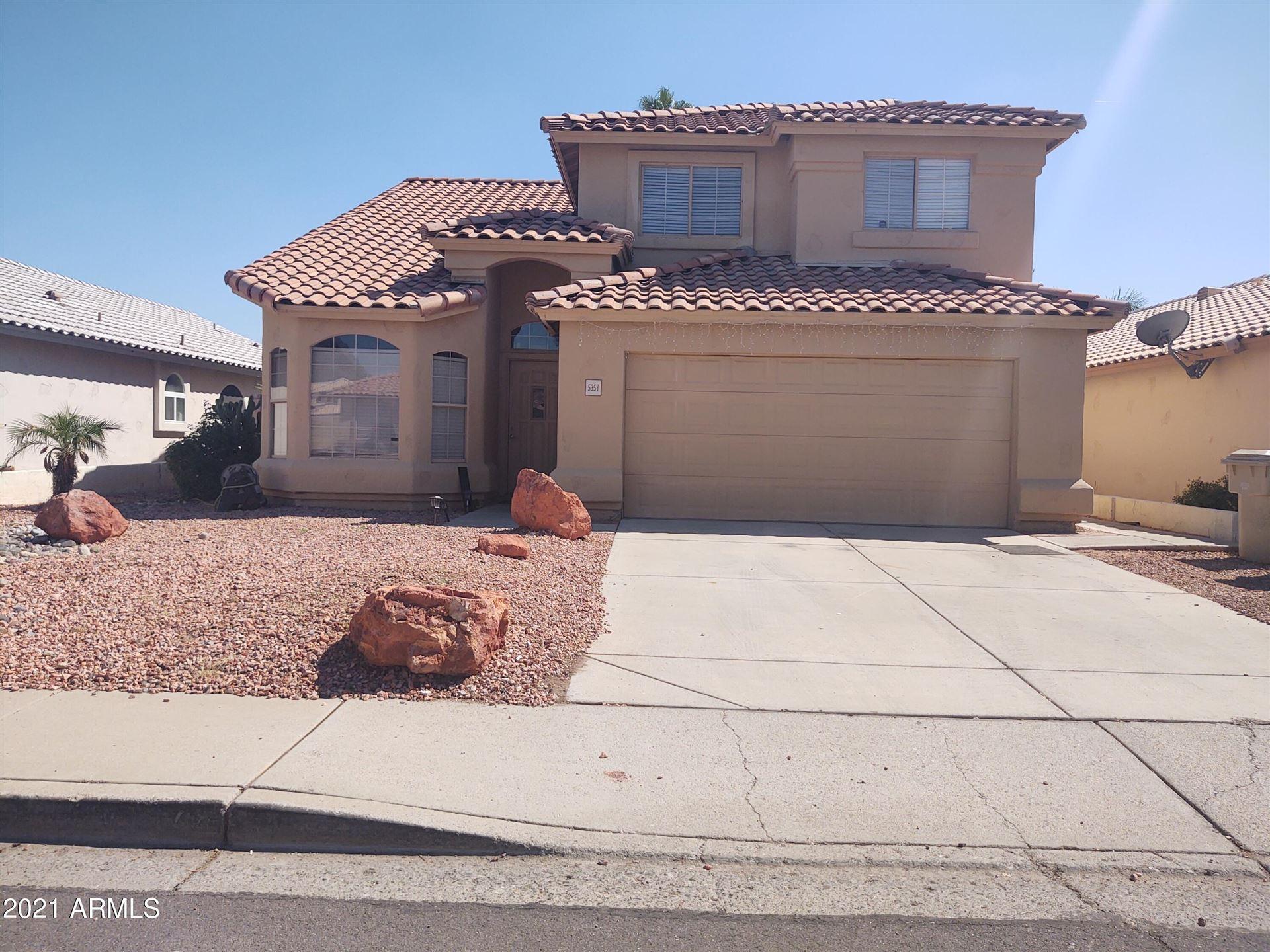 5357 W PIUTE Avenue, Glendale, AZ 85308 - MLS#: 6291598