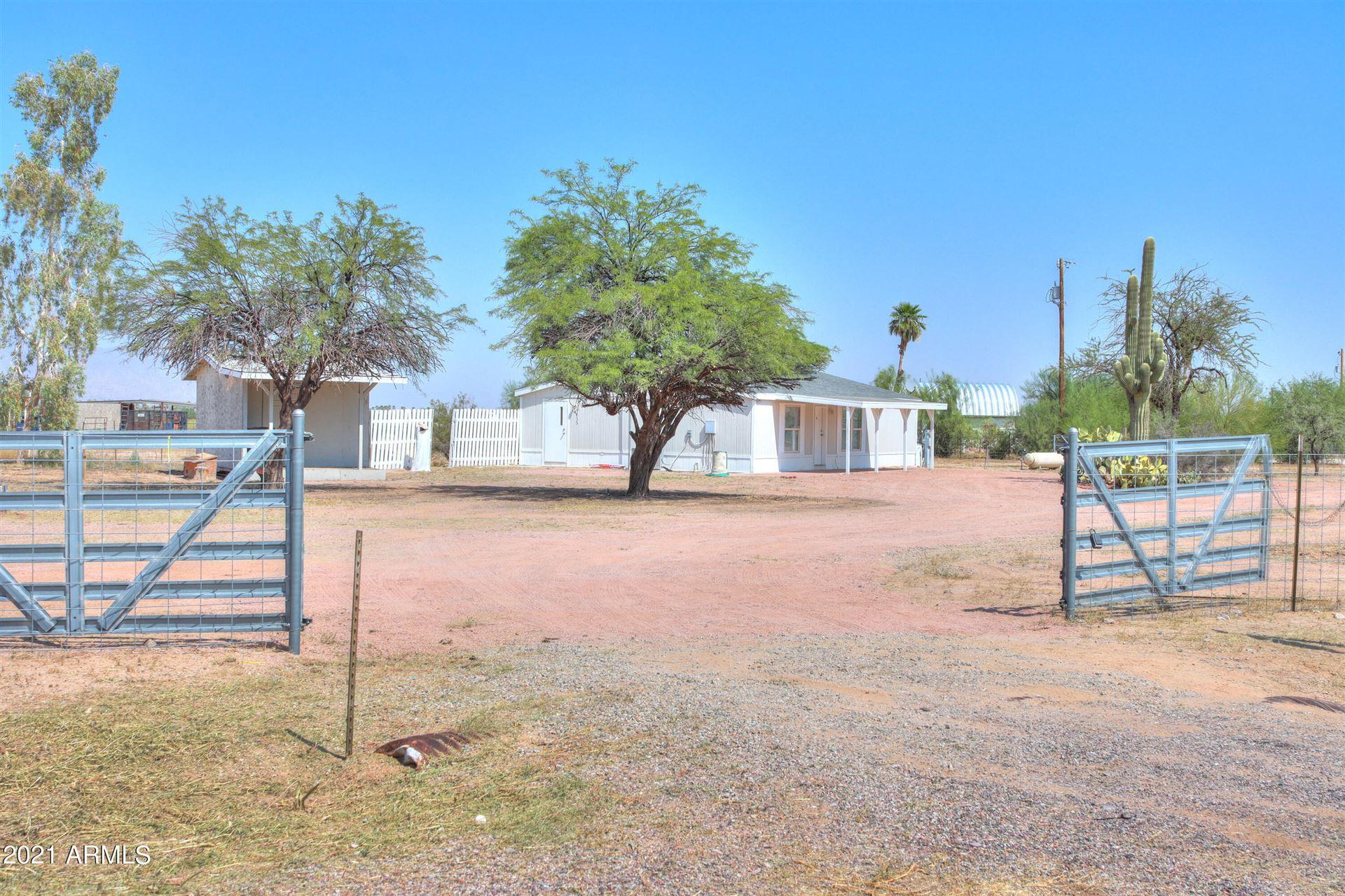 Photo of 12760 N BREEZE Way, Maricopa, AZ 85139 (MLS # 6294599)