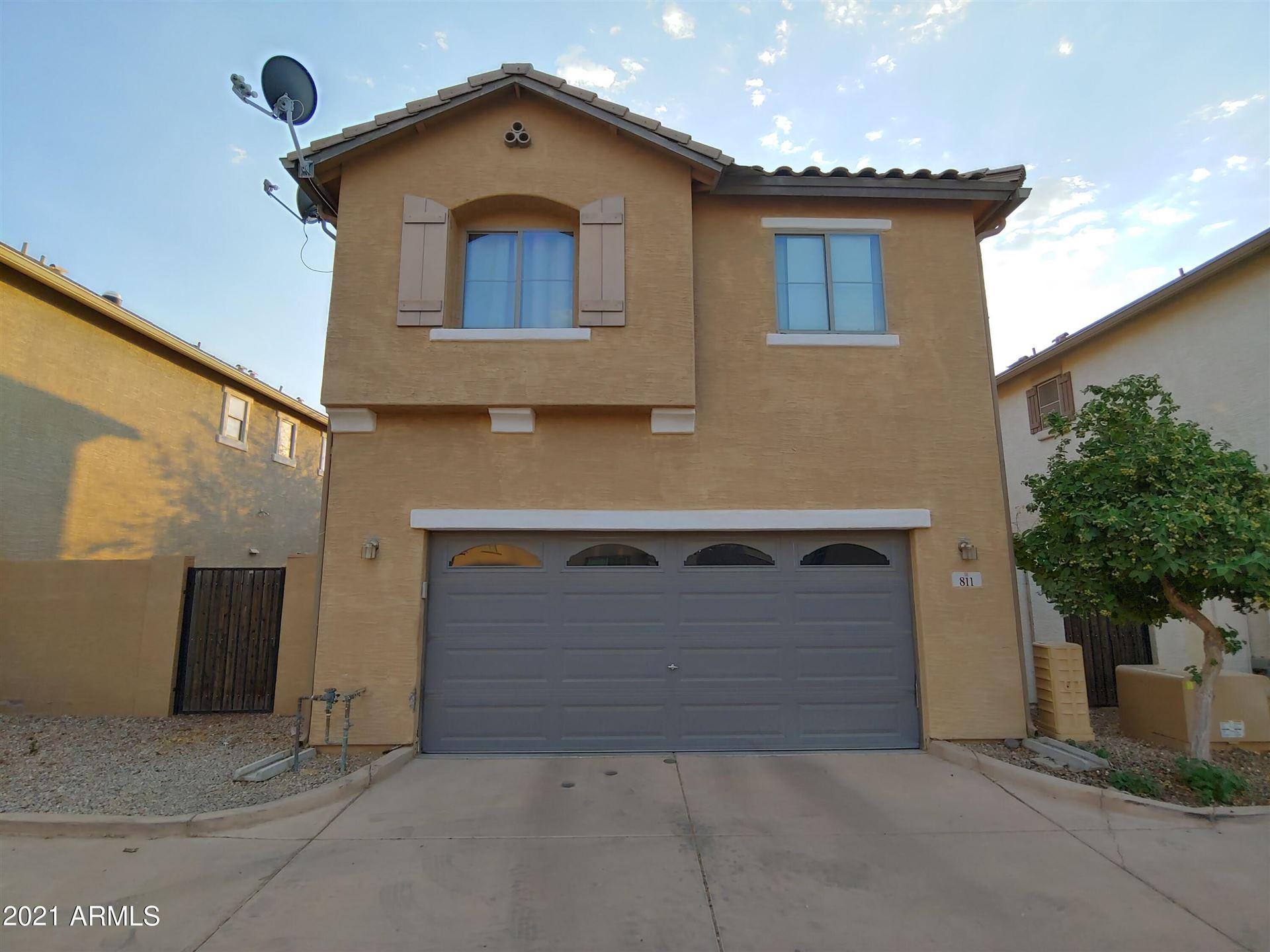 Photo of 811 E Agua Fria Lane, Avondale, AZ 85323 (MLS # 6265600)
