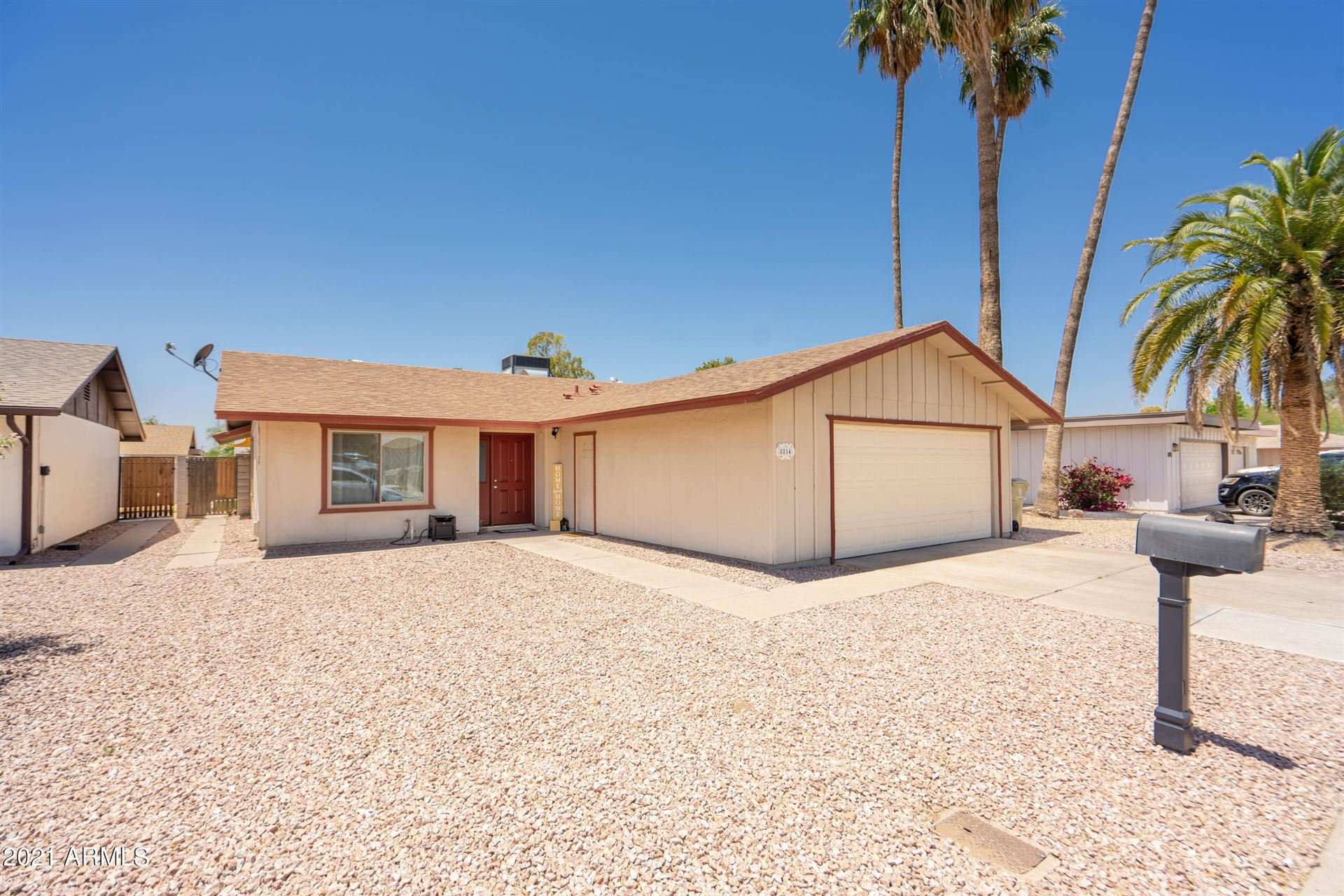 8814 N 50TH Avenue, Glendale, AZ 85302 - MLS#: 6236601