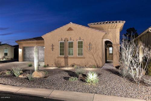 Photo of 11050 E BUCKHORN Drive, Scottsdale, AZ 85262 (MLS # 6027602)