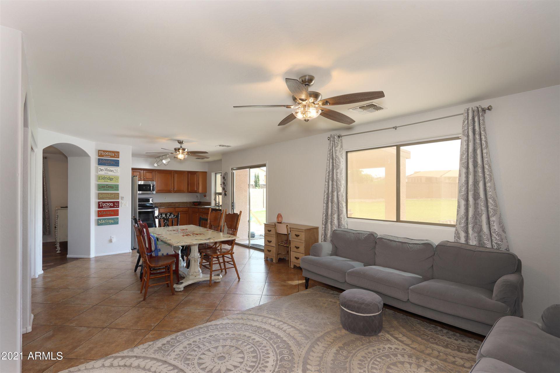 Photo of 21035 N ALEXIS Avenue, Maricopa, AZ 85138 (MLS # 6294602)