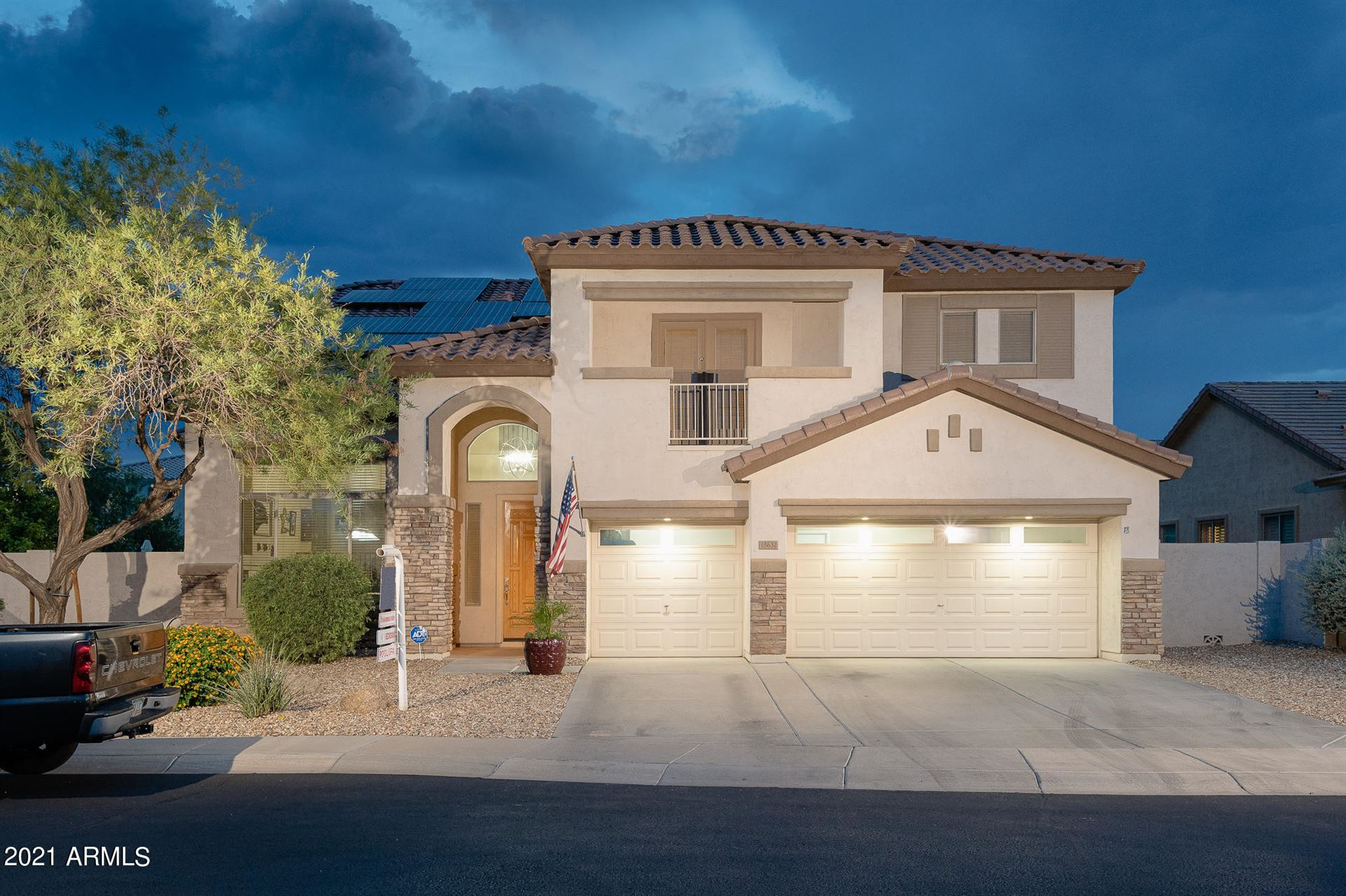 Photo of 15632 N 176TH Drive, Surprise, AZ 85388 (MLS # 6268603)