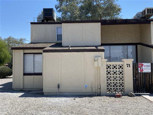Photo of 3646 N 69TH Avenue #71, Phoenix, AZ 85033 (MLS # 6111604)