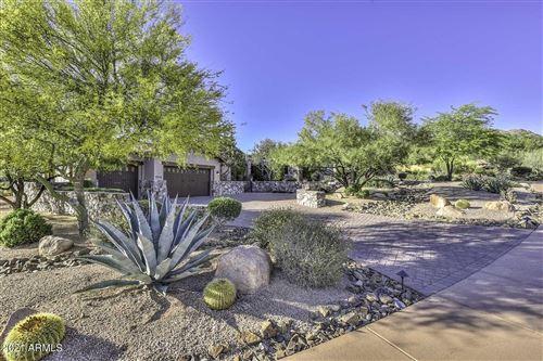 Photo of 9966 E CHIRICAHUA Pass, Scottsdale, AZ 85262 (MLS # 6234604)