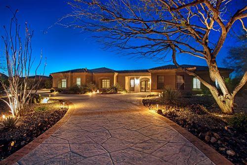 Photo of 8242 E SOARING EAGLE Way, Scottsdale, AZ 85266 (MLS # 6269604)
